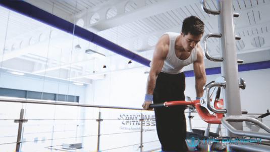 Straight arm training hollow body