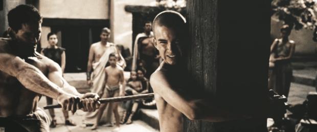 Spartan Training Agoge