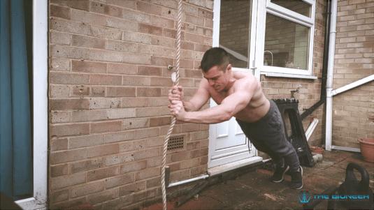 home bodyweight gym
