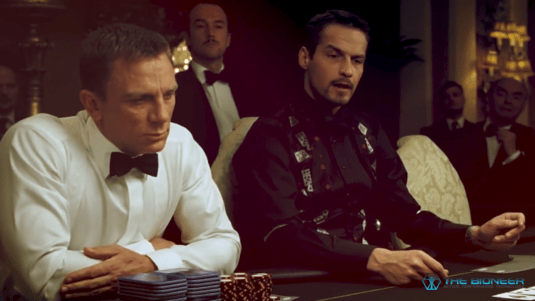 Poker Face Body Language