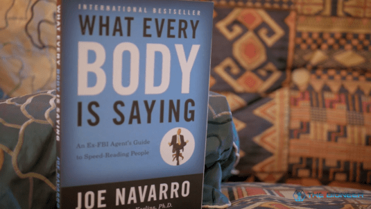 Joe Navaro Body Language