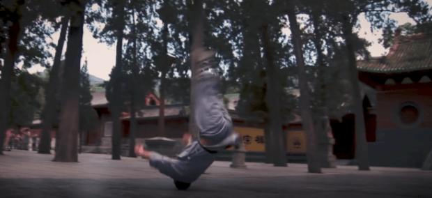 Shaolin headspring