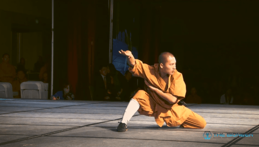 Shaolin Exhibition