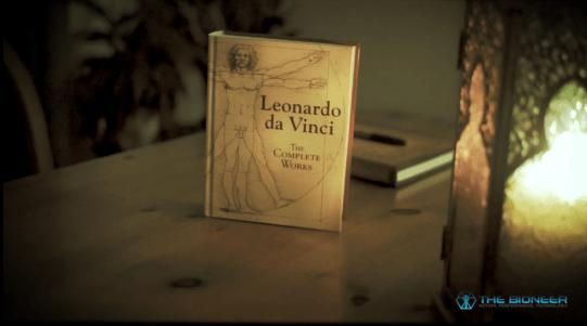 Leonardo Da Vinci's Notes