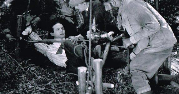 Houdini BUried