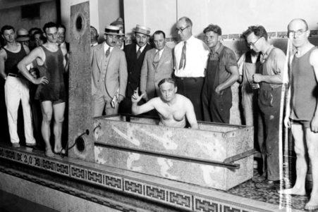 Houdini Coffin