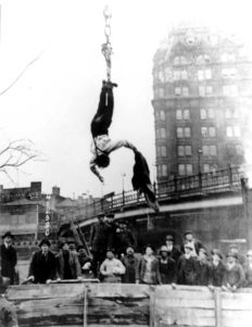 Houdini Straight Jacket