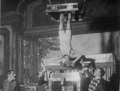 Houdini Water Torture
