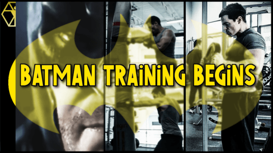 Batman Training Begins