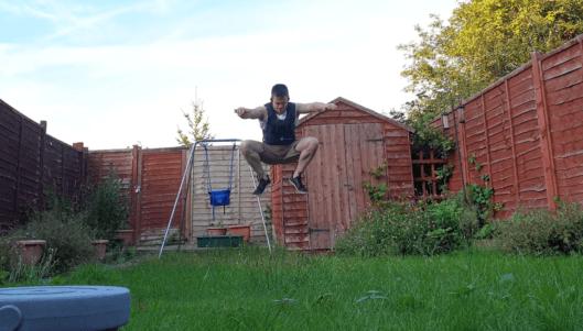 Weight Vest Jump Training