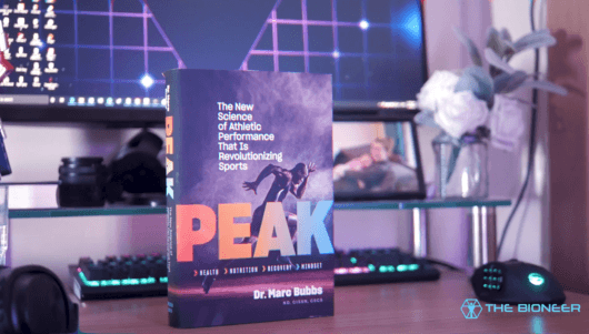 Peak workout book
