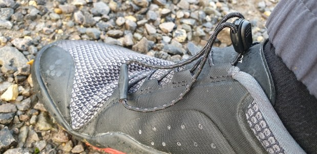Trail running barefoot shoes
