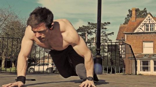 Quadrupedal movement bodyweight training