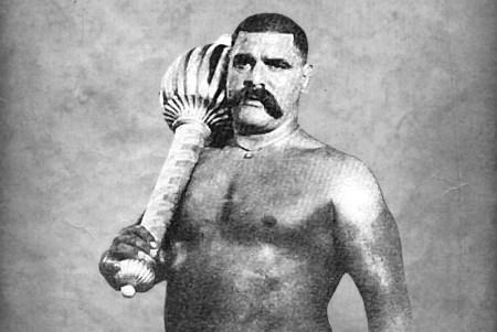 Wrestler Gama