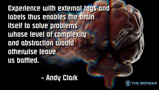 Philosopher Andy Clark the brain and symbols