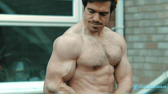Boineer physique muscle