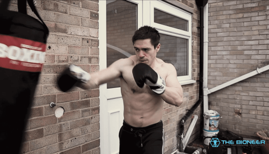 Punches for functional fitness