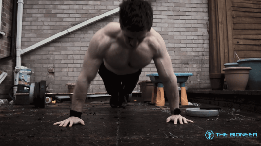 A functional workout for beginners