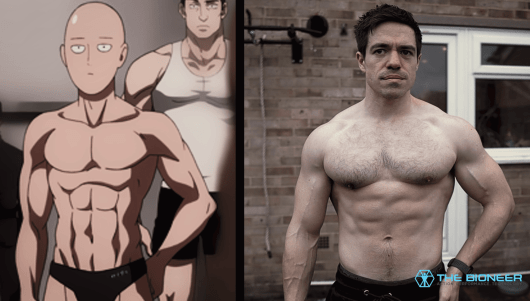 One Punch Man Workout Real Life