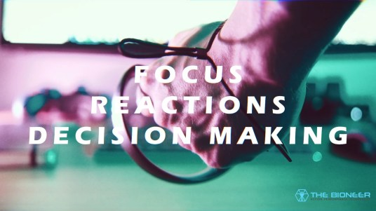 Focus, attention, decision making