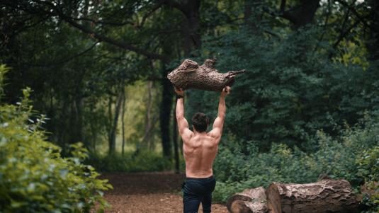 Tarzan Workout Log