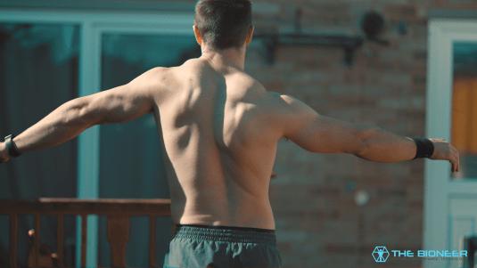 Shoulder blade mobility