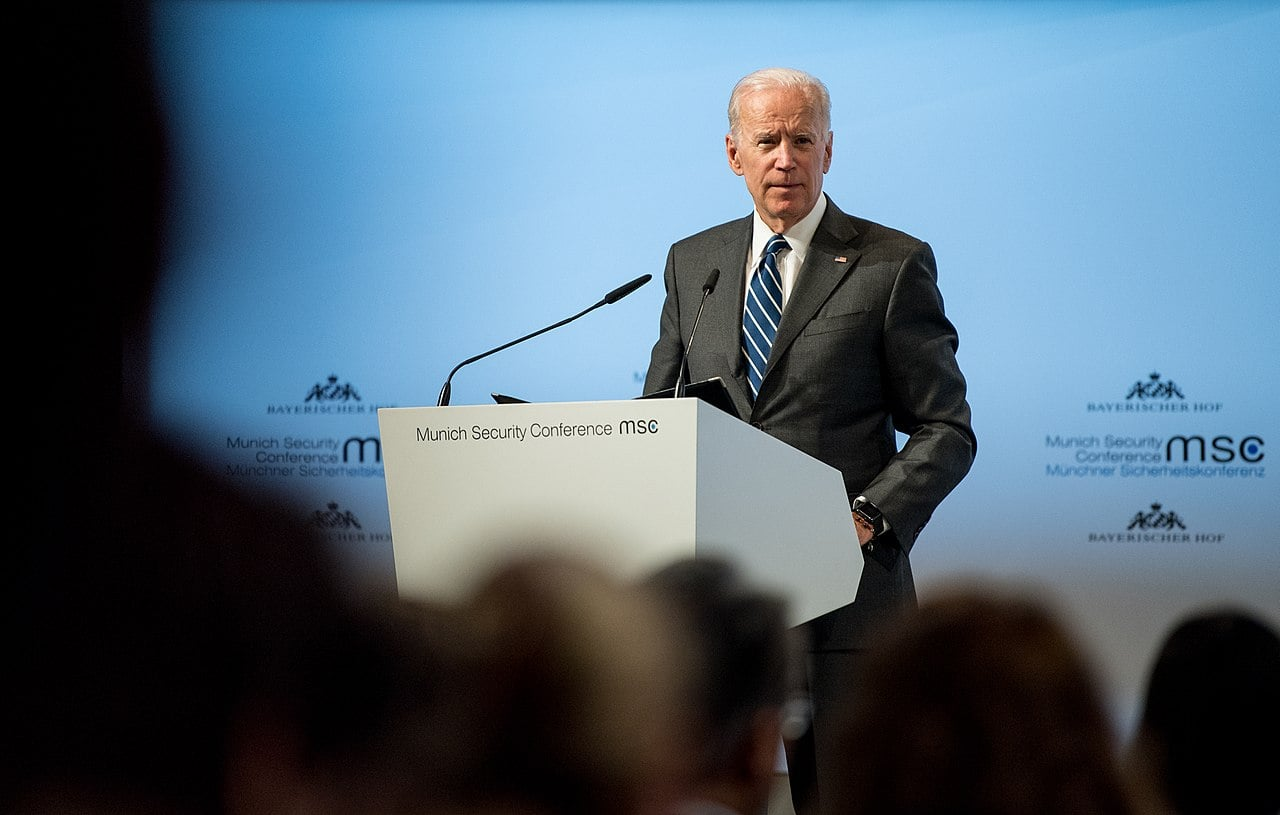 Advice to Biden on Changing The 'White Man's Culture': Don't Run