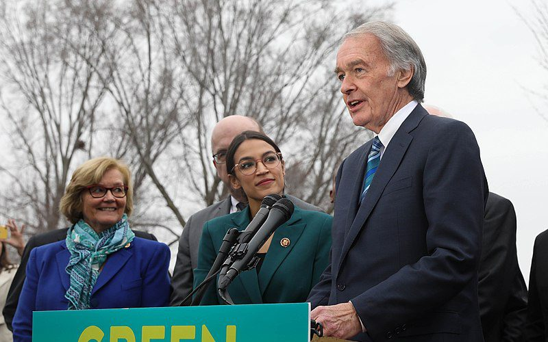 Markey On The 'Green New Deal': 'We Should Not Be on the Defensive'
