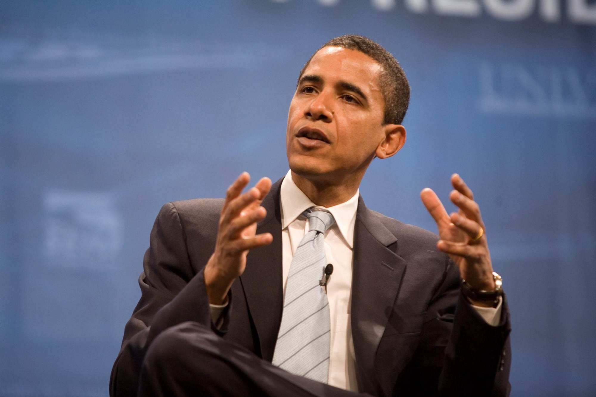 Obama: Climate Change Creating 'More Toxic' Politics, 'Scale of Tragedy We'll See' Is Unprecedented in History