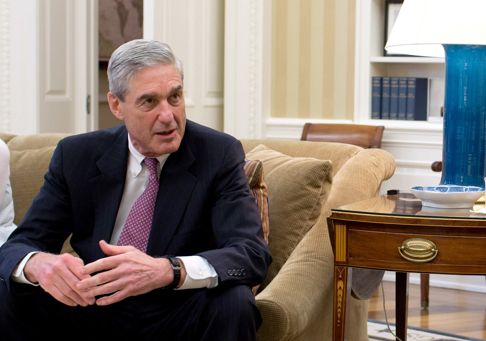 Even Before The Mueller Report Landed, Prediction of 'Indictments in  This President's Future'