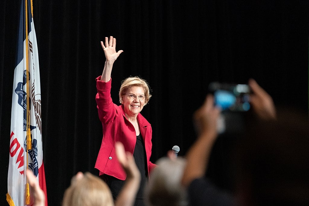 Elizabeth Warren: Her Intensity About Actually Wanting To Be President and Govern Is Breaking Through