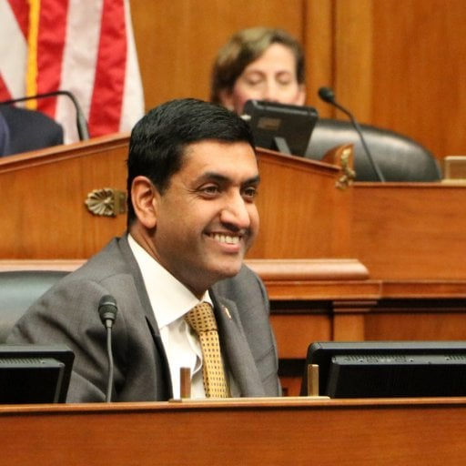 Rep. Khanna: Attack on Cummings Will Hurt Trump in Suburban Counties He Needs to Carry