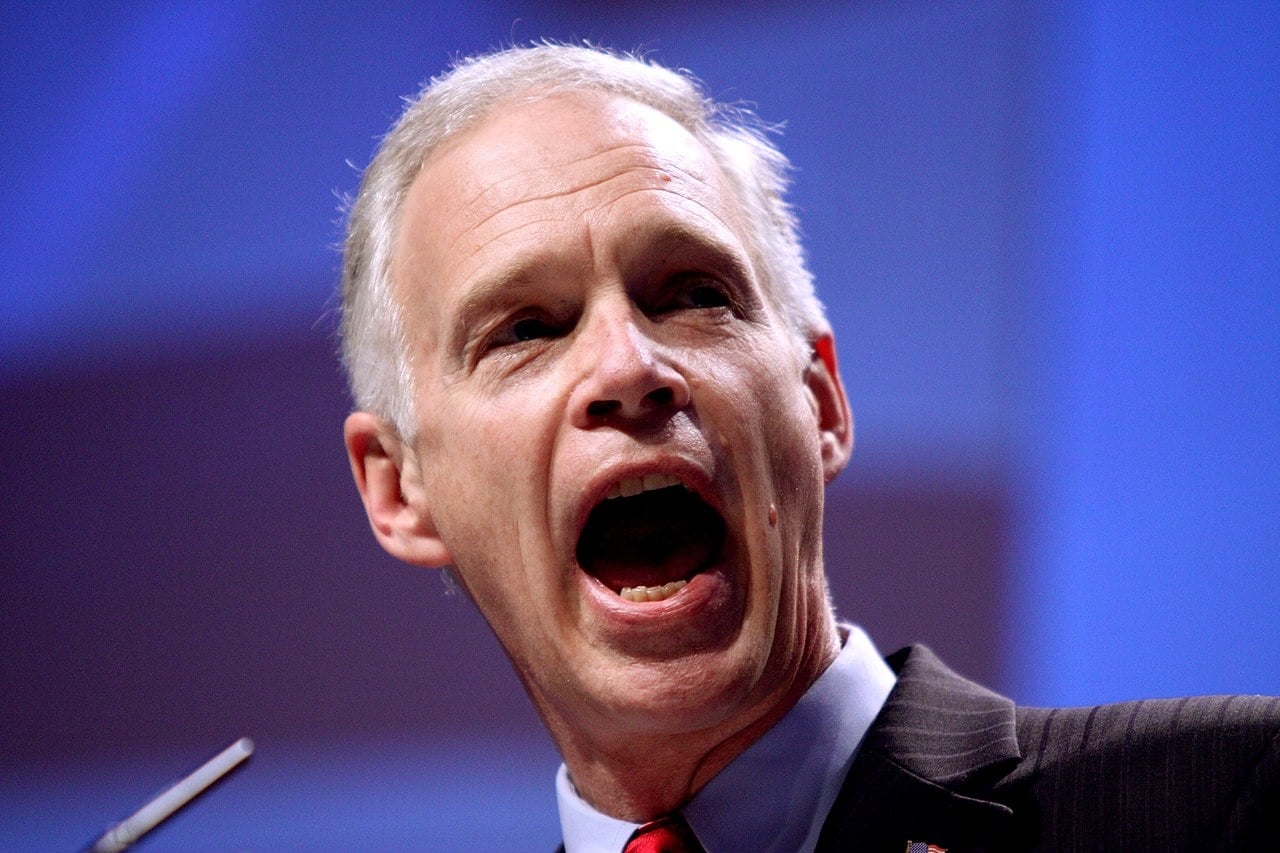 Losing His Mind on National TV, Sen. Ron Johnson Writes Own Political Obituary