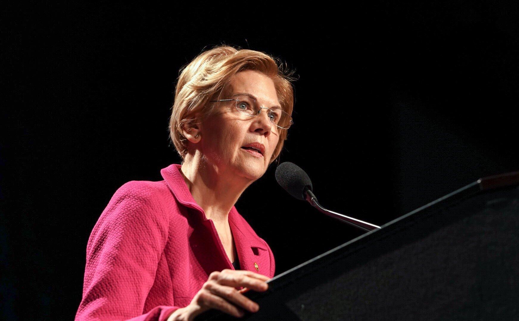 An Open Letter to Sen. Elizabeth Warren