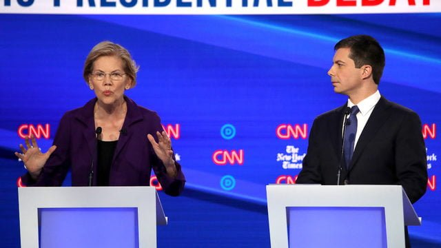 October Democratic Presidential Debate in Review