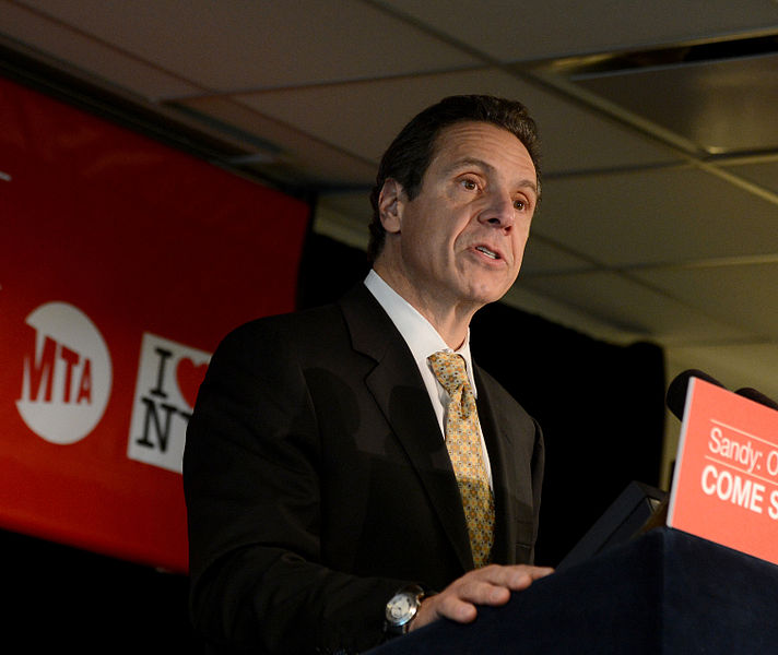 Gov. Cuomo Slams 'Irresponsible' and 'Reckless' Coronavirus Bill: 'It Does Absolutely Nothing for Us in Terms of Lost Revenue'