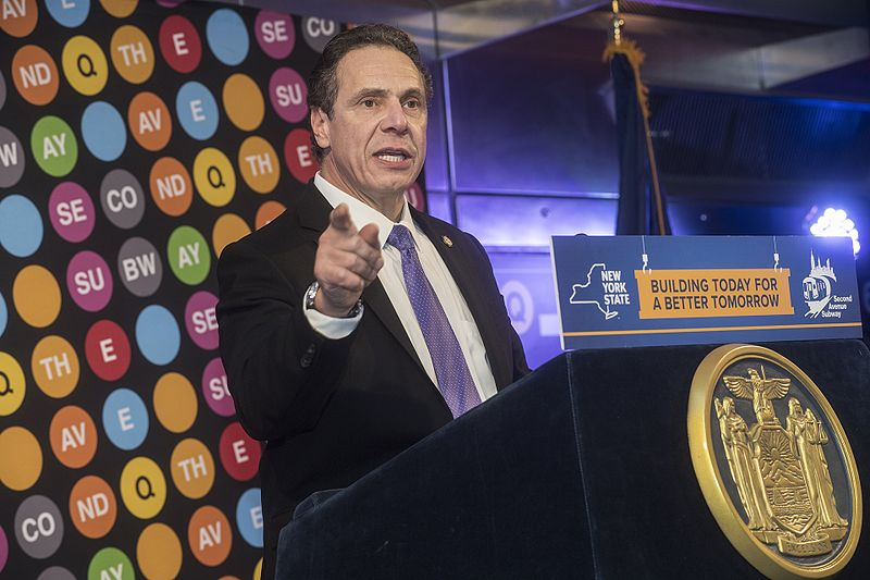 Gov. Cuomo: We'll Be Doing More Coronavirus Testing 'Primarily in African American and Latino Communities'
