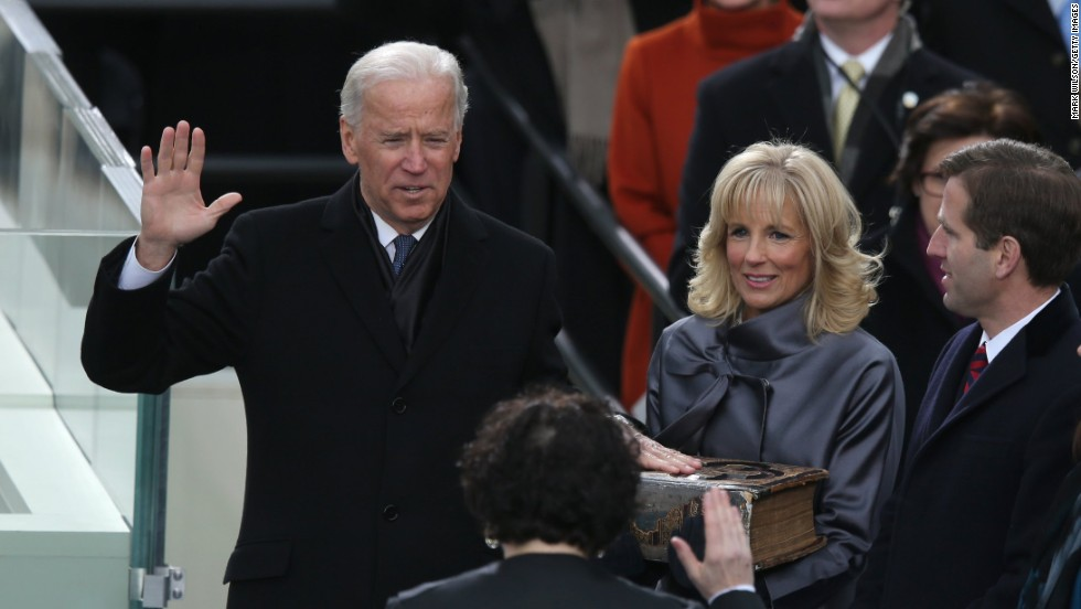 'There's No Uncertainty that Joe Biden Will Put His Hand on a Bible on January 20th'