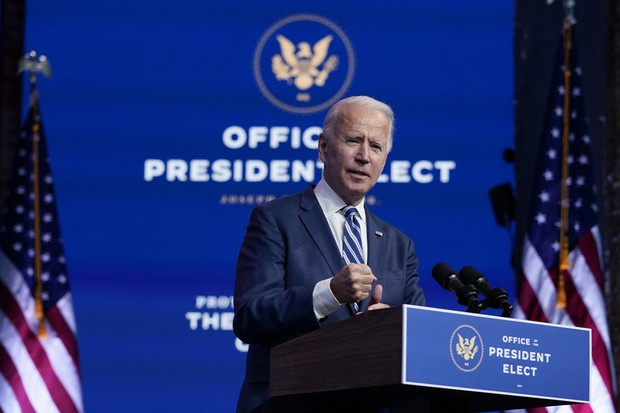 Joe Biden: 'It Is an Embarrassment' for Trump to Refuse to Concede