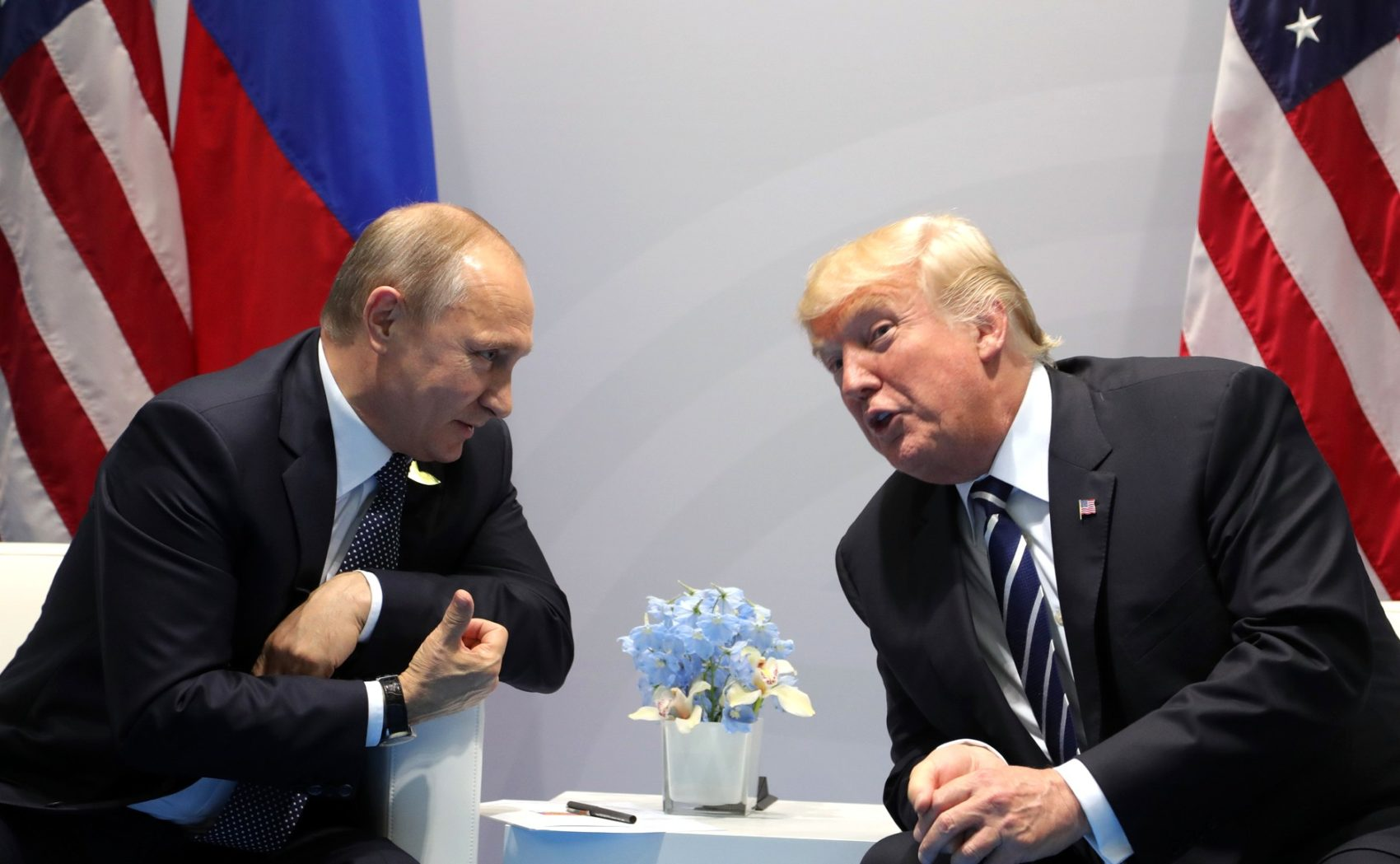 'Putin Is Doing a Happy Dance' as We Speak Because Trump Refuses to Concede
