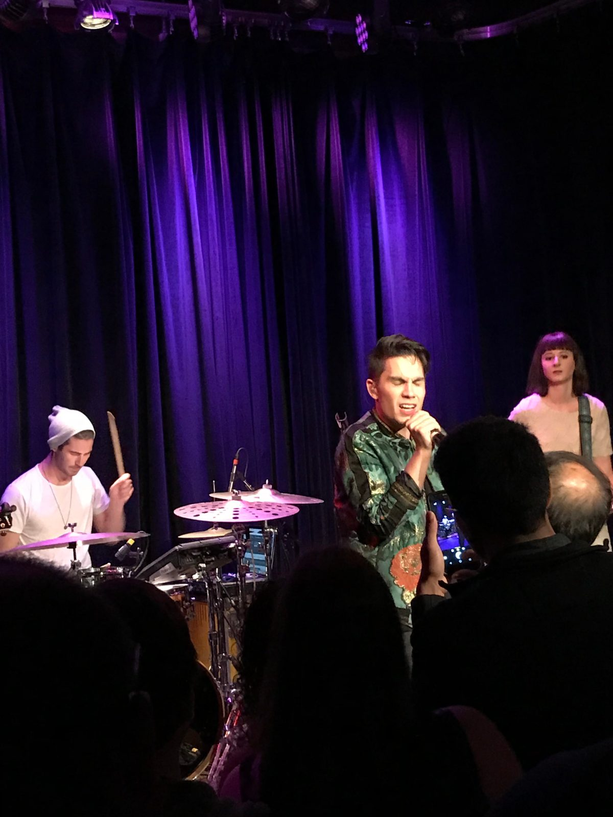 Show Review: Sam Tsui at the Red Room