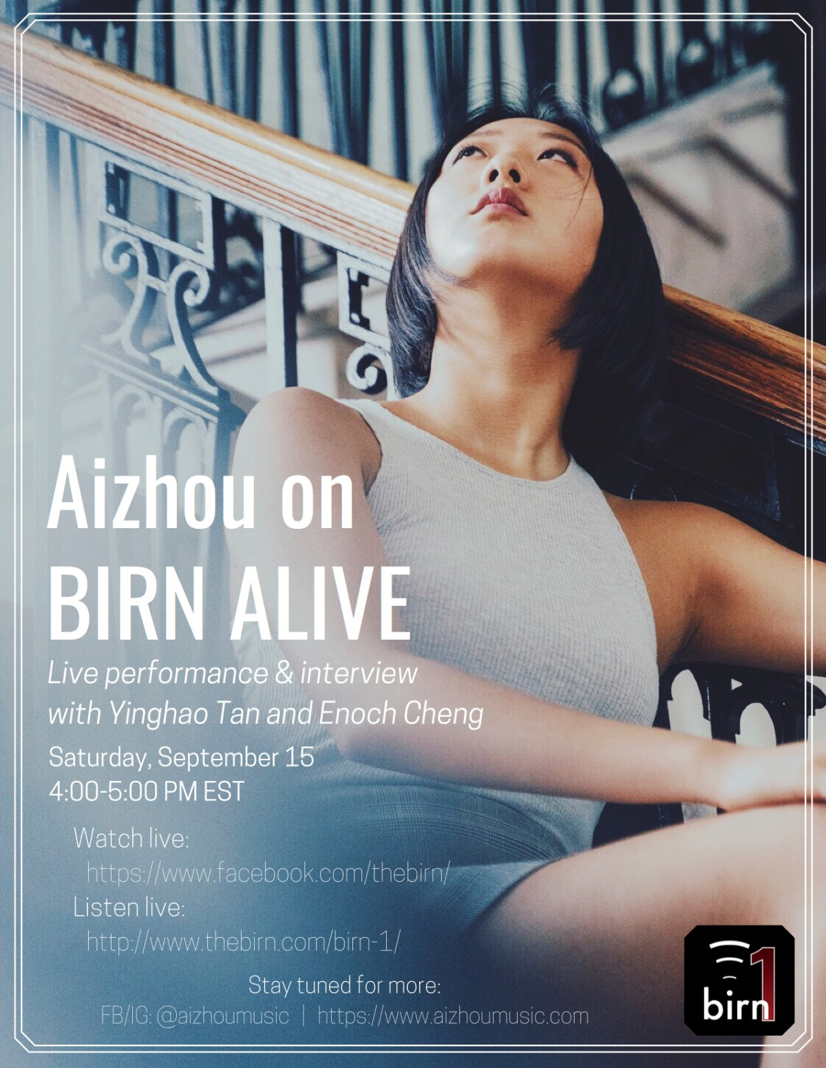 This week on BIRN Alive: Aizhou