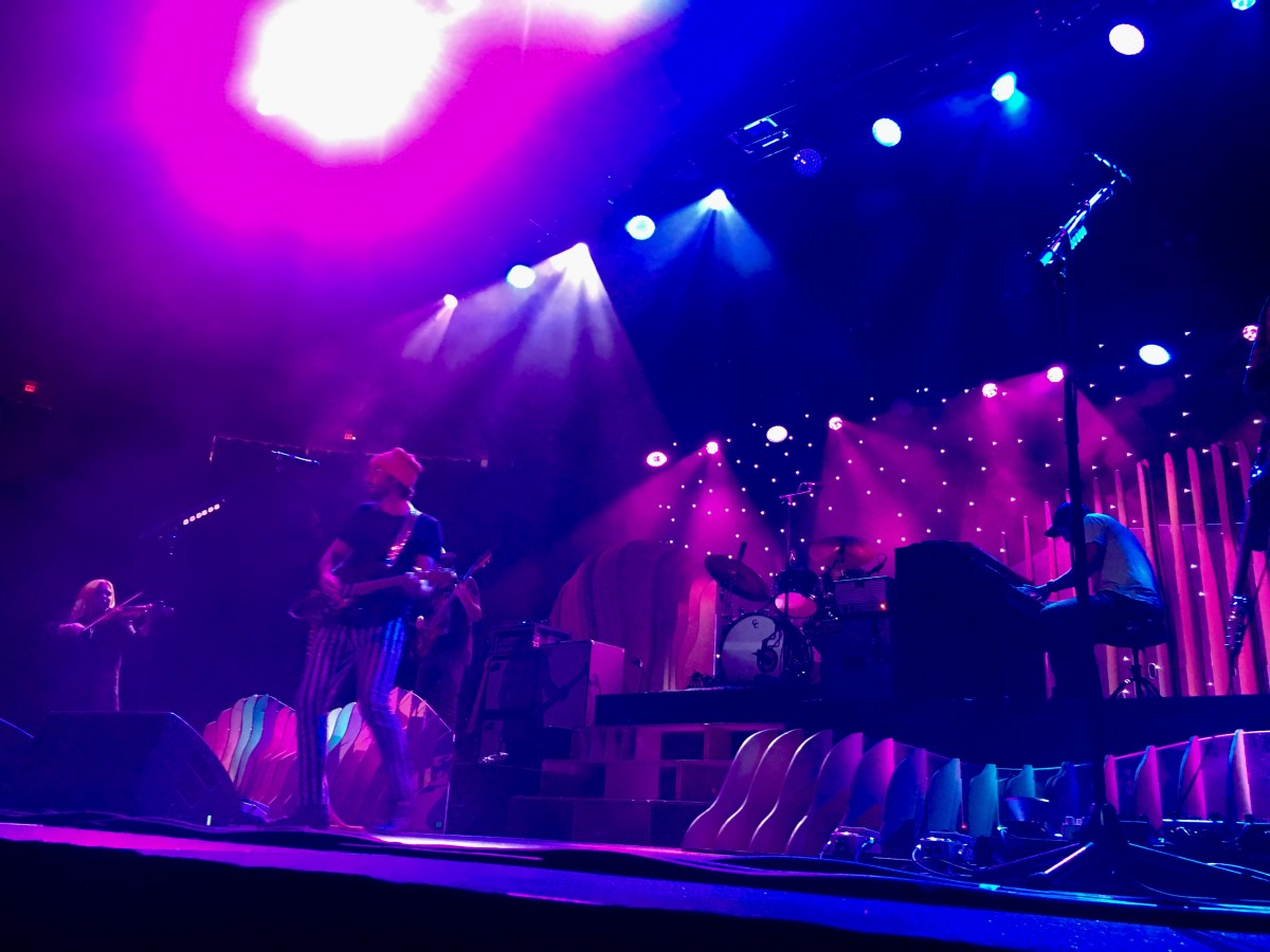 Show Review: The Head and the Heart at Agganis Arena (10/12)