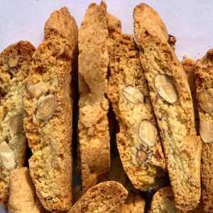 almond biscotti by the pound