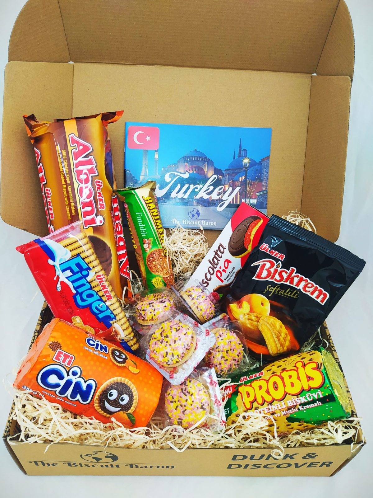 the biscuit baron turkey biscuits gift subscription