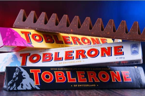 Personalised Toblerone