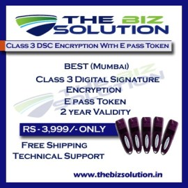 Get BEST (Mumbai) e tender digital signature certificate dsc low price