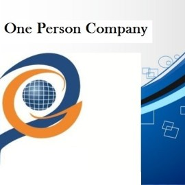 one person company incorporation registration low price