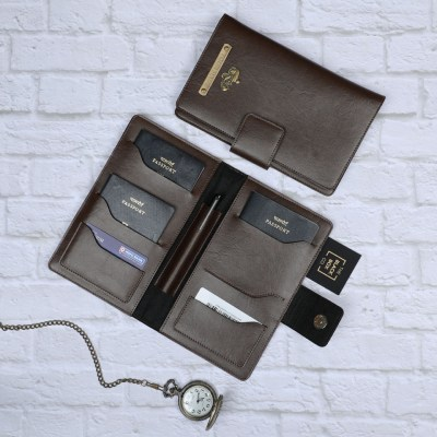 Family Passport Holder