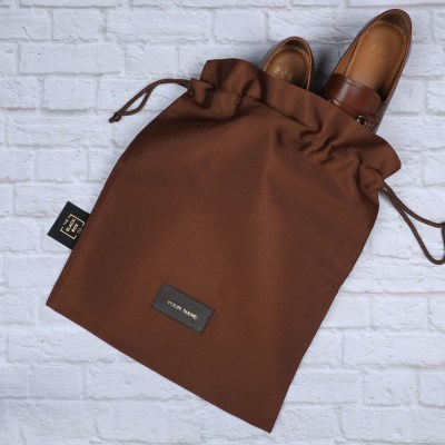 Personalised Shoe Bag